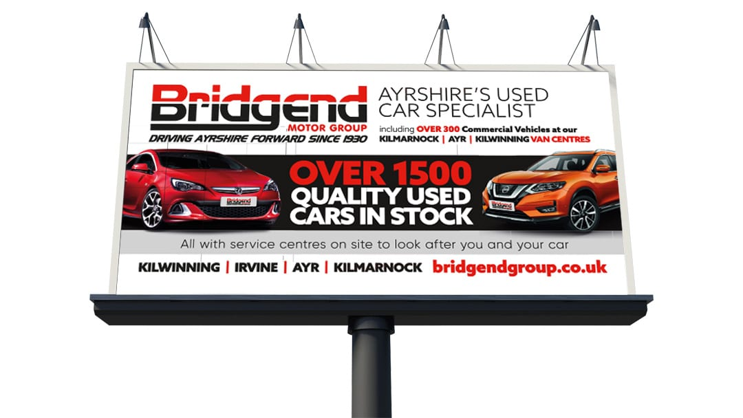 Bridgend Billboard
